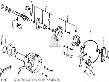 H22a4 Obd2 Distributor Wiring Diagram