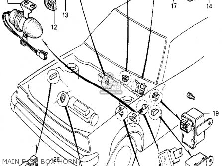 Honda ACCORD 1979 (Z) 3DR STD (KA,KH,KL) parts lists and