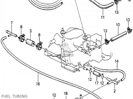 Honda Engine Oil Cooler Hose, Honda, Free Engine Image For