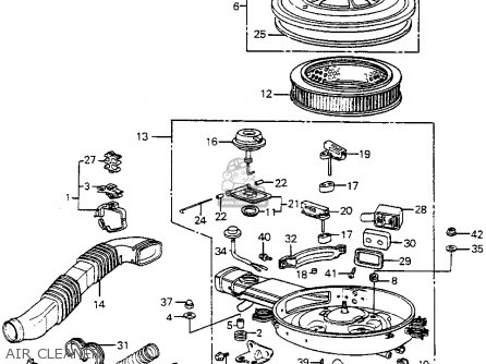 1984 Honda Accord Battery Cable Diagram, 1984, Free Engine