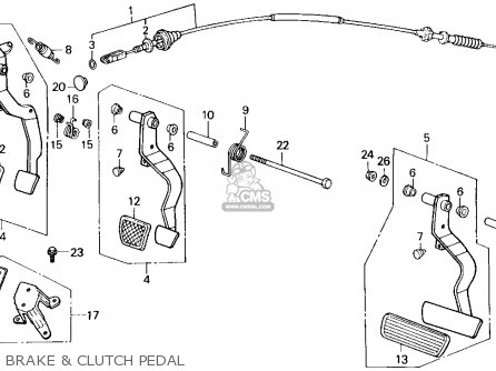 Honda Accord Seat Schematics Honda CR-V 1999 Honda Prelude