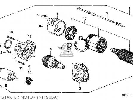 Honda ACCORD 1988 (J) 4DR LX (KA,KL) parts lists and