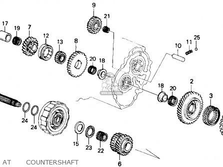 Honda ACCORD 1988 (J) 4DR LXI (KA) parts lists and schematics
