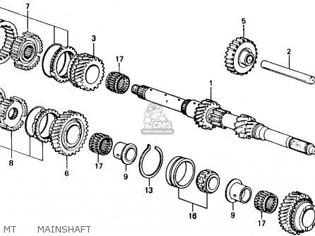 Honda ACCORD 1989 (K) 4DR LXI (KA) parts lists and schematics
