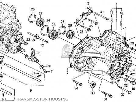 2000 Honda Accord Ex Front Suspension Diagram, 2000, Free