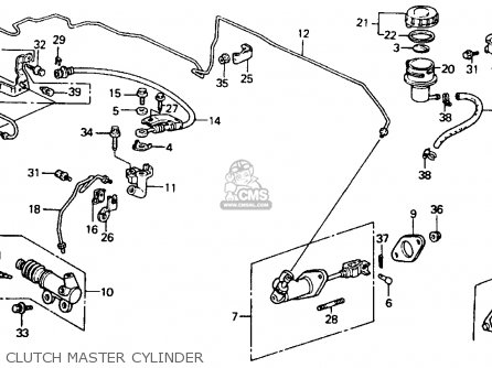 Honda Accord 1990 4dr Ex (ka,kl) parts list partsmanual