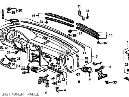 1994 Jeep Cherokee Fuse Box Diagram, 1994, Free Engine