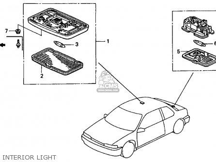 Accord Rear Suspension Terraza Rear Suspension Wiring
