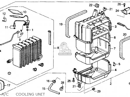 Jdm 2001 Honda Civic Ecu Wiring Diagram OB2 Honda Civic
