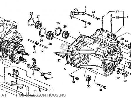1990 Honda Accord Stereo Wiring
