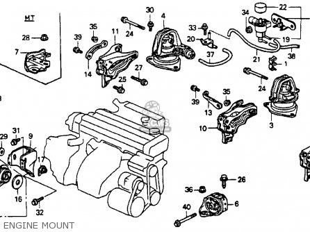 2005 Ford Freestar Front Suspension Diagram, 2005, Free