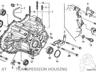 Tech Teazer: 1998 Honda Accord V6 Transmission