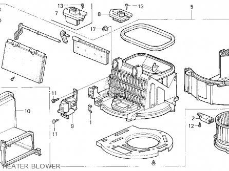 Honda Accord E2/v-6 E2 1995 4dr Ex Leather (ka,kl) parts