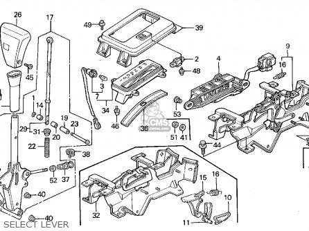 Honda ACCORD WAGON 1991 (M) WGN EX (KA,KL) parts lists and