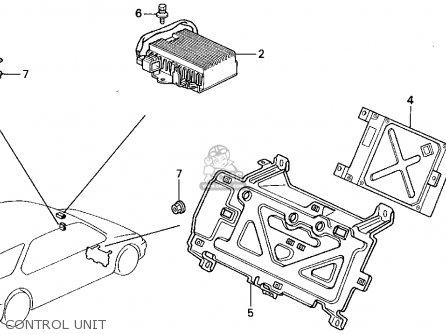 Honda ACCORD WAGON 1992 (N) WGN LX (KA,KL) parts lists and