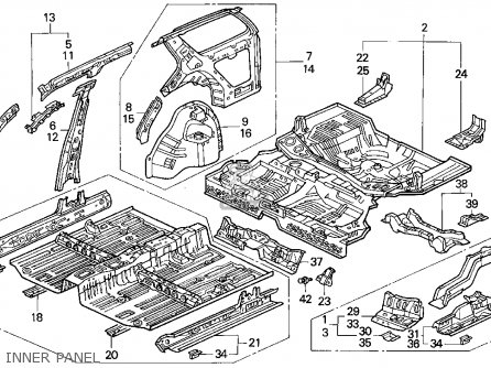 Safari Motorhome Wiring Diagram GMC Safari Parts Diagram