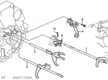Honda ACCORD WAGON 1993 (P) WGN EX (KA,KL) parts lists and