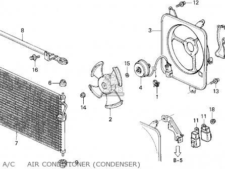 Honda Accord Ac Fan Honda Odyssey AC Wiring Diagram ~ Odicis