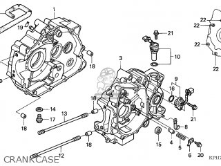 Honda ANF125T INNOVA 2006 (6) ENGLAND MKH parts lists and
