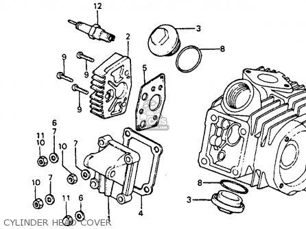 Atc 110 Wiring Diagram Honda Cdi Wiring