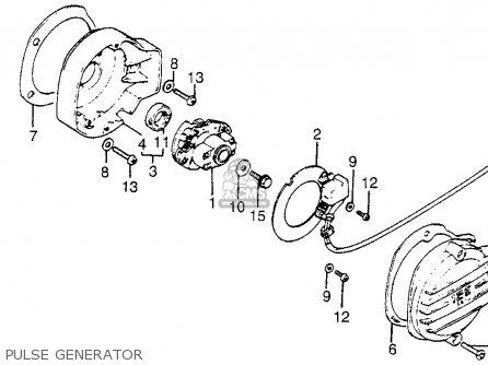 Honda ATC125M 1985 (F) USA parts lists and schematics