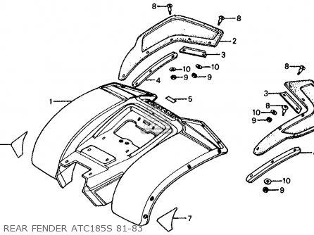 Wiring Diagram For 87 Trx 250 2001 Honda TRX 250 Wiring
