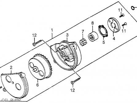 Honda Atc200e Big Red1982 (c) Usa parts list partsmanual