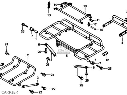 125 Atv Wiring Diagram Fuse Box Diagram Wiring Diagram
