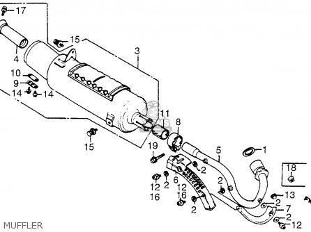 Wiring Diagram For Yamaha Moto 4 Yamaha Moto 4 Parts