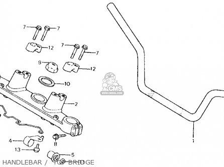 Honda ATC200X 1983 (D) USA parts lists and schematics