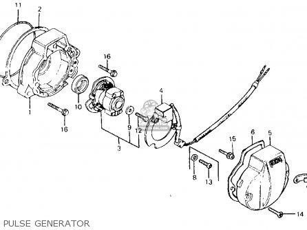 Honda ATC200X 1984 (E) USA parts lists and schematics
