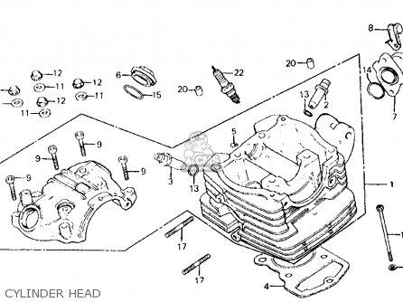 Honda ATC200X 1985 (F) USA parts lists and schematics