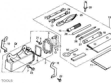 Honda Atc 200x Wiring Diagram Honda Big Red Wiring Diagram