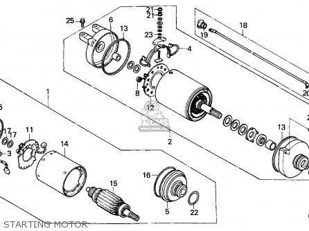 Honda Gx670 Fuel Line Diagram Honda Ignition Switch