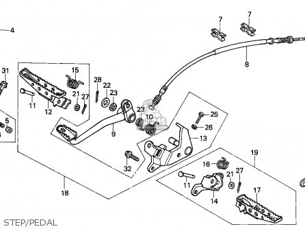 Yamaha Moto 80 Carburetor Diagram Yamaha Moto 4 250 Wiring