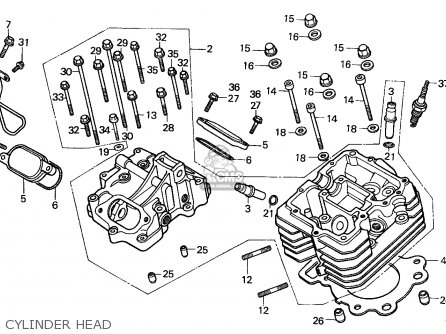 2004 Honda 250 Recon Wiring Diagram 2004 Yamaha Raptor 660