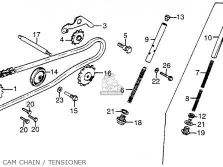 Honda ATC70 1979 (Z) USA parts lists and schematics