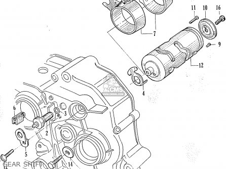 Honda C100 GENERAL EXPORT parts lists and schematics