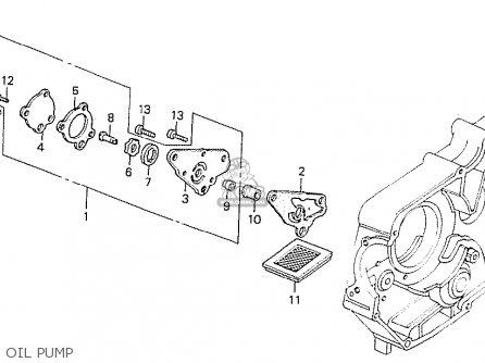 Honda C100k2 Astrea Indonesia parts list partsmanual