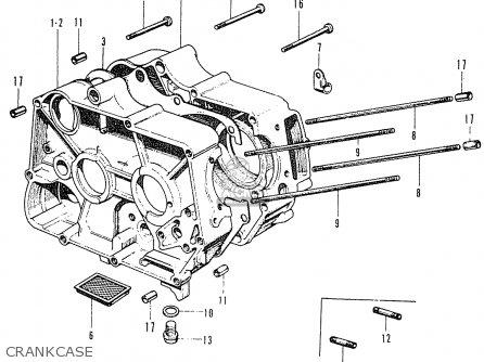 Honda C50 CUB 1969 BELGIUM parts lists and schematics