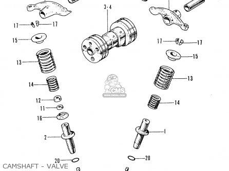 Honda C50 CUB 1969 AUSTRALIA parts lists and schematics