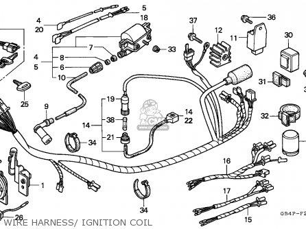 Honda C50 Cub 1993 Greece / Csw Mph parts list partsmanual