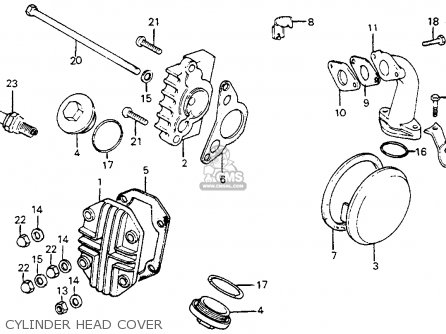 1981 Honda C70 Headlight, 1981, Free Engine Image For User