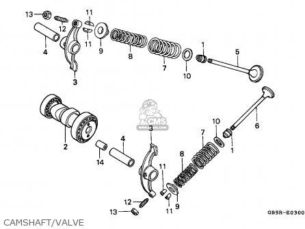Honda C70CW CUB 1994 (R) / HSQ parts lists and schematics