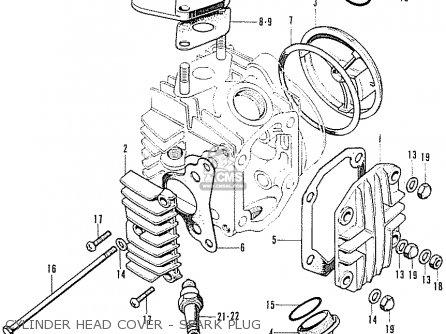 Honda C70k1diii General Export parts list partsmanual