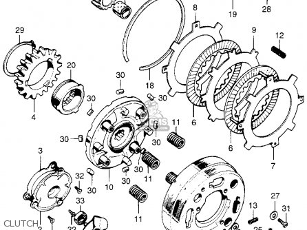 Cb750 Chopper Wiring Diagram CB750 Wiring Harness Wiring