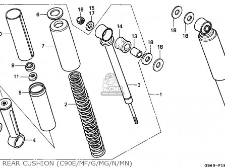 1972 Honda Cl350 Wiring Diagram Honda CL350 Engine Wiring