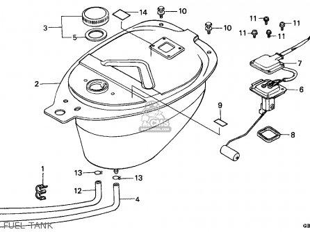 Honda C90 Cub 1992 (n) England / Ssw parts list