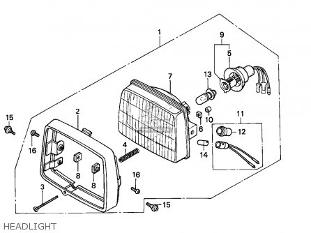 Honda C90 CUB 1993 (P) GREECE parts lists and schematics