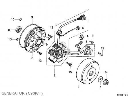 Honda C90 Wiring Harness 6v : 27 Wiring Diagram Images